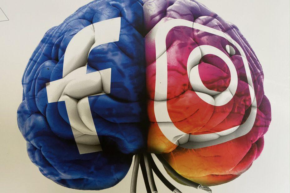 Facebook Instagram Brain