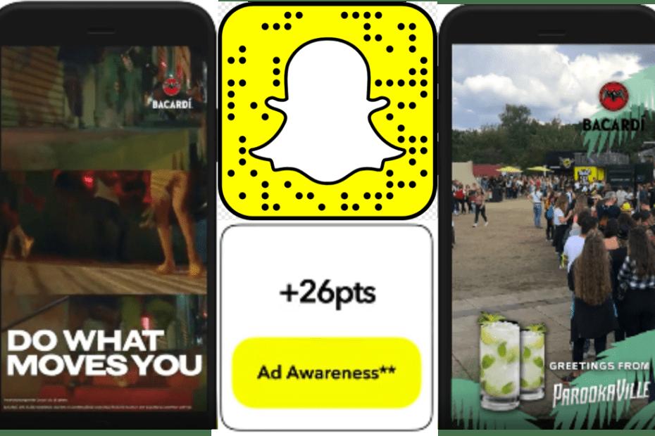 Tag24 Snapchat für Advertiser