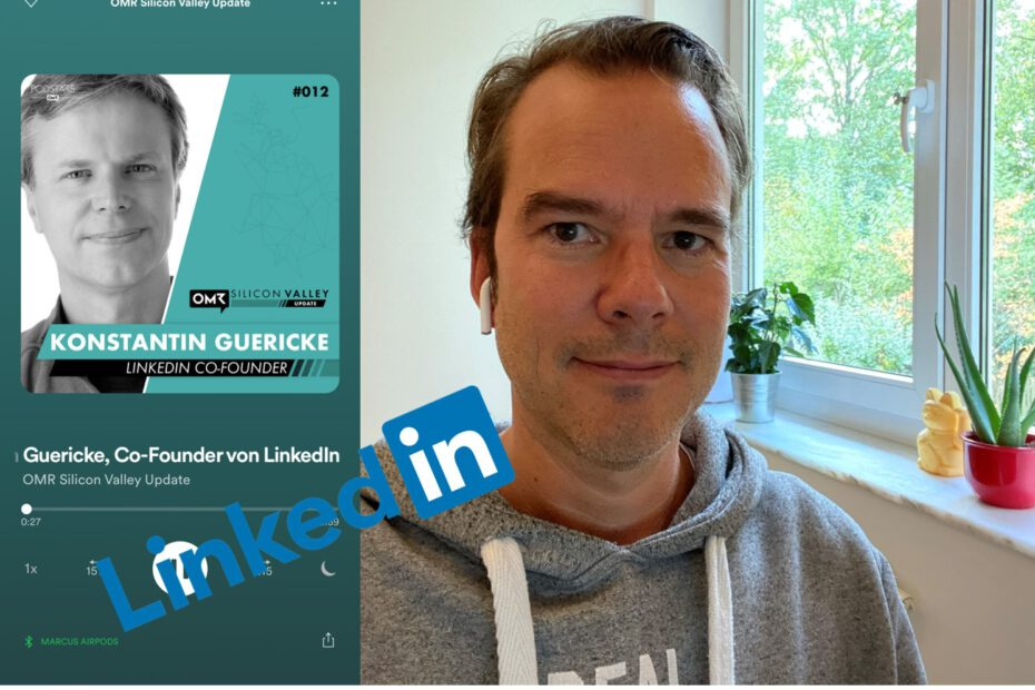 Tag68 Über die Gründung von LinkedIn