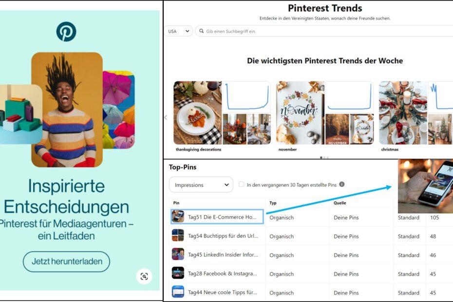 Tag87 Neu: Pinterest Trends